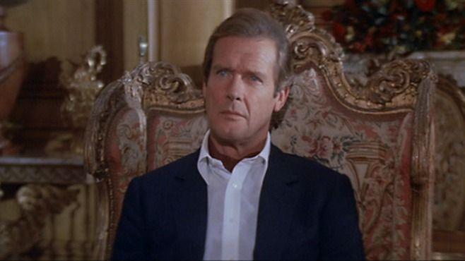 The Series Project James Bond Part 4 James Bond Roger Moore