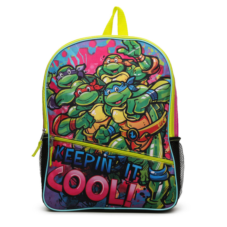 Fashion Style Turtles Bacpack Clothing, Shoes & Accessories Backpacks & Bags