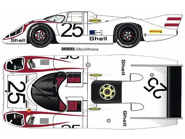 My first Fly Porsche 917K - SlotForum