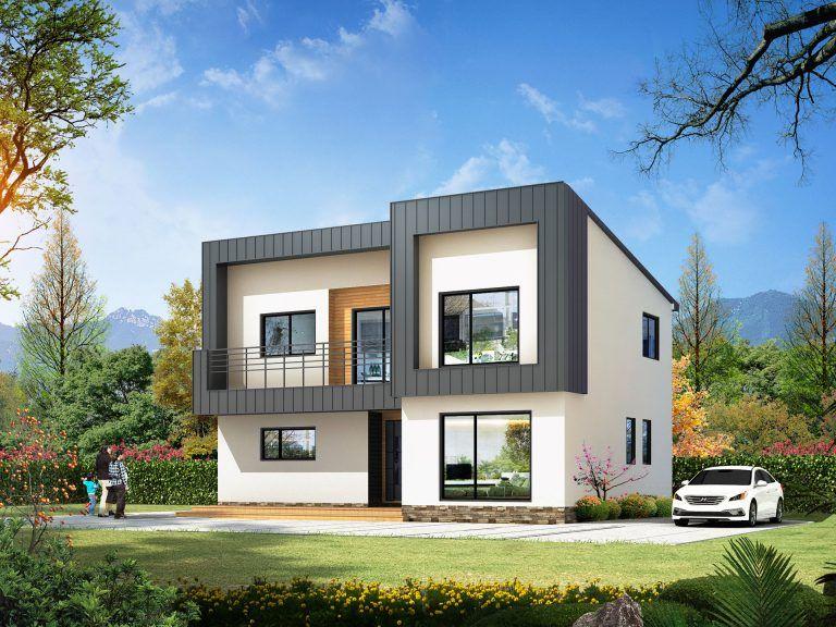 홈트리오 내 집 짓기의 시작 이미지 포함 집 집 스타일