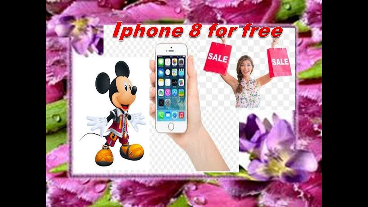 free iphone 8 ples 2019 || iphone 8 plus giveaway 2019