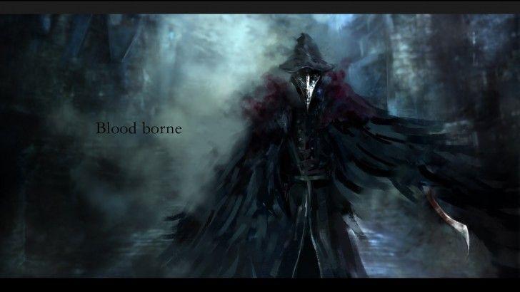 Download Eileen The Crow Raven Hunter Bloodborne Game Art