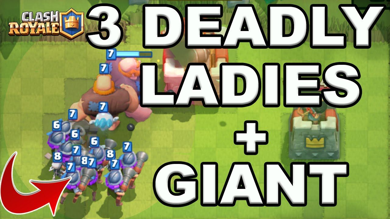 Clash Royale Three Musketeers Giant Deck Undefeated Clash Royale Three Clash Royale Undefeated Musketeers