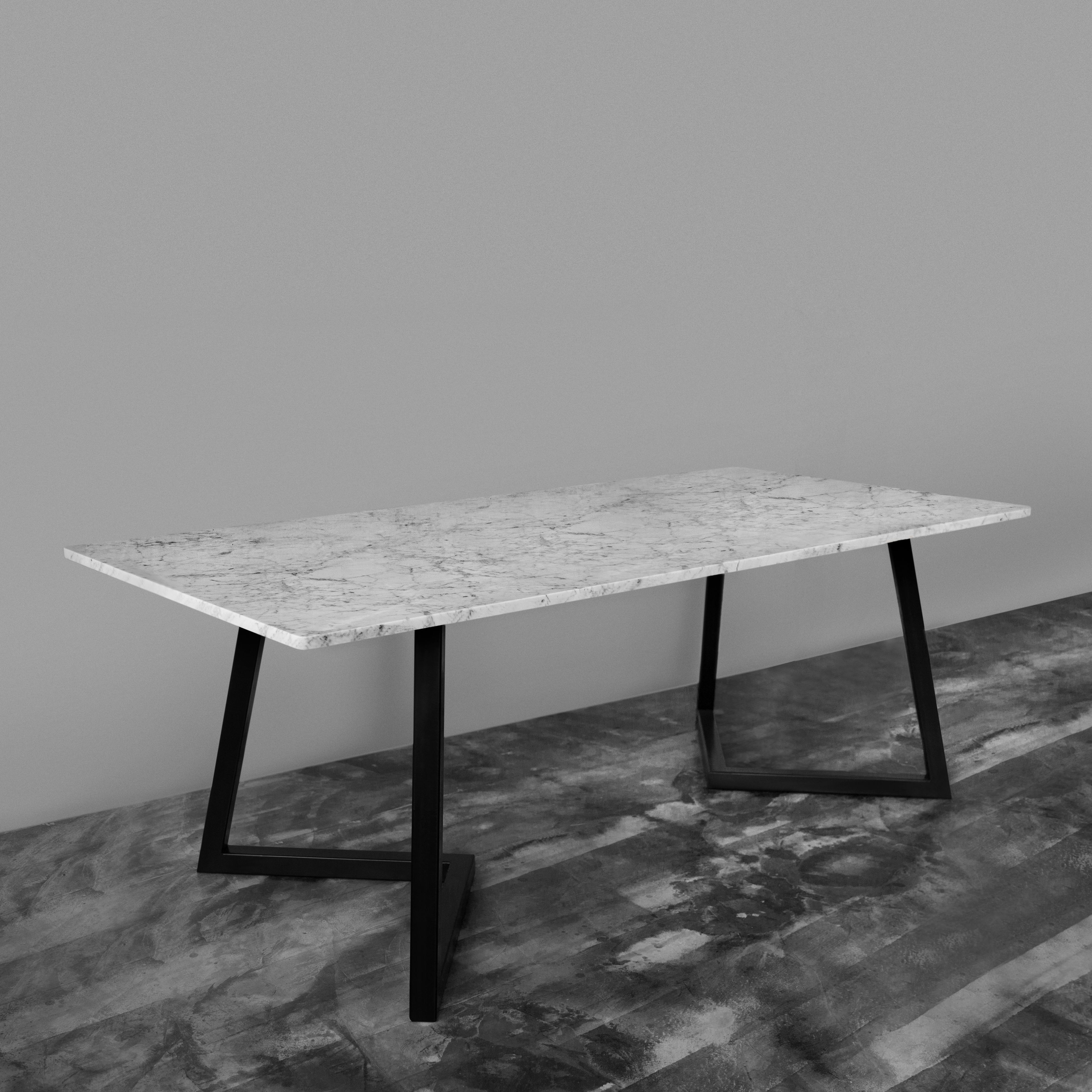 Italian Marble Slab Table Made Of Italian Marble Slab With Customisable Legs This Table Is Designed T Marble Tables Design Granite Table Dining Table Marble