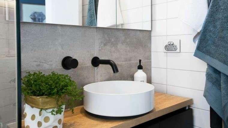 Arredare il bagno in stile scandinavo bagni bathrooms