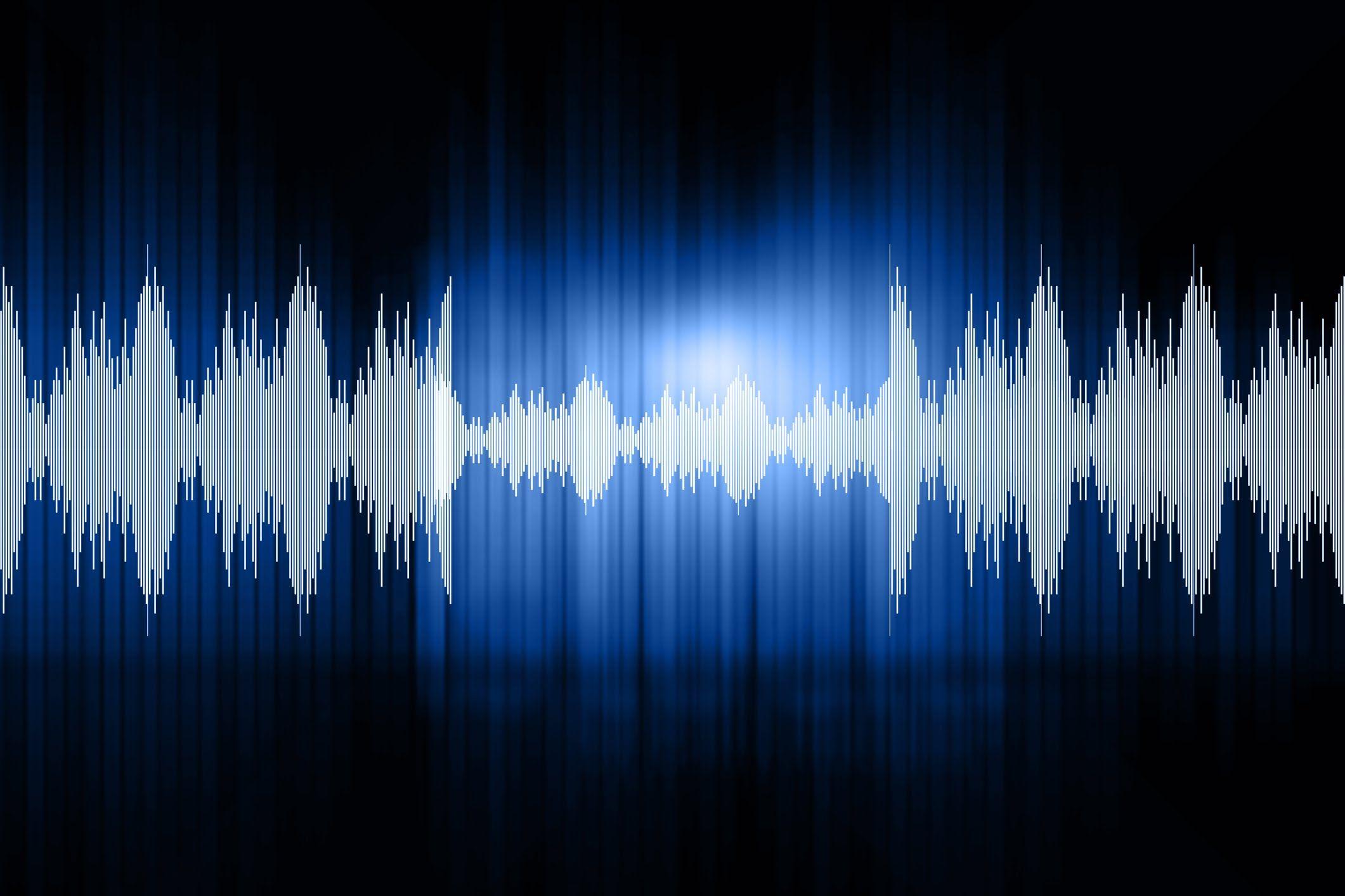 звуковые волны картинка