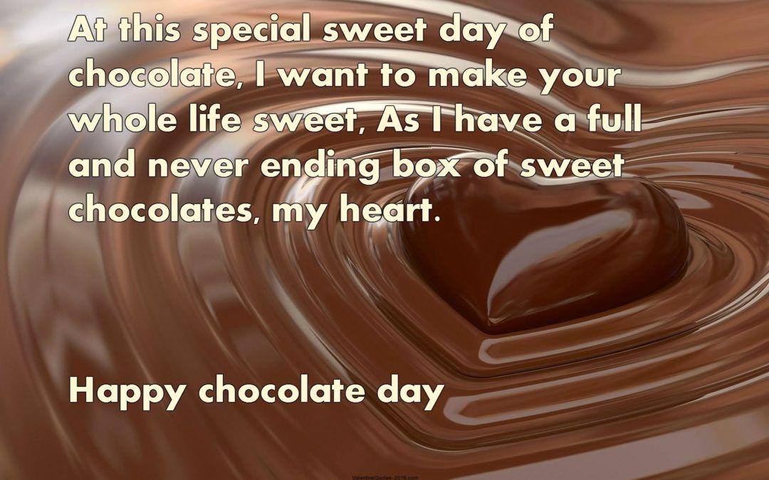 Image result for चॉकलेट डे के मैसेज