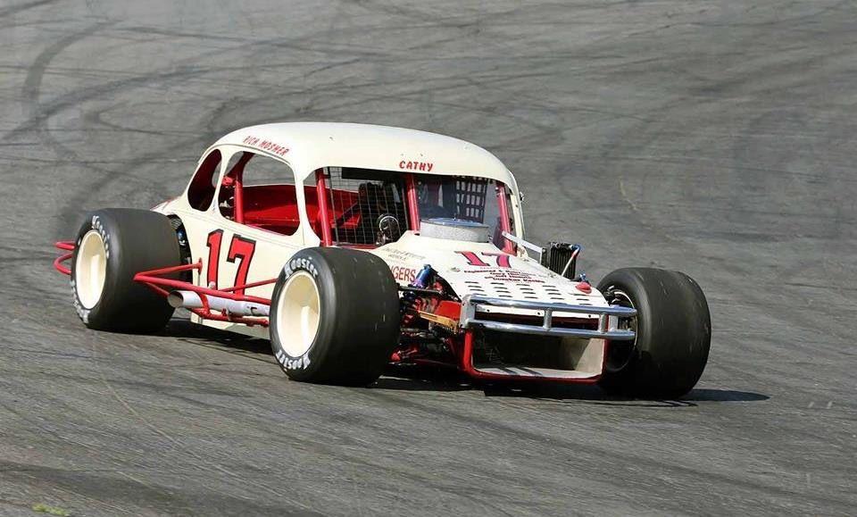 Vintage Asphalt Modified race car | Racing | Pinterest | Cars ...