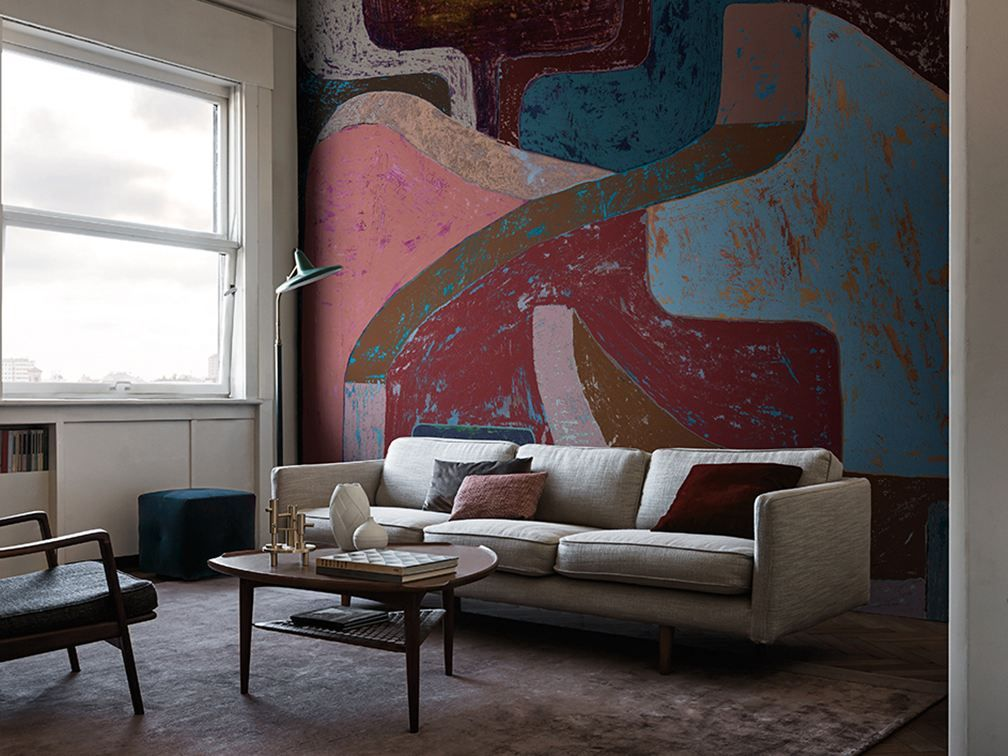 New York Penthouse Loft Displays a Beautiful Collection of Art |Wall Art Collection Interior Design