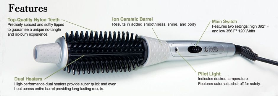 Hairstyler Pleasing Perfecter Fusion Styler  Best Hair Styler For Women  Free Shipping