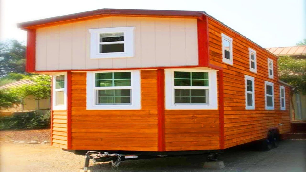 absolutely stunning beautiful tiny home on trailer lincoln on beautiful tiny home ever id=98140