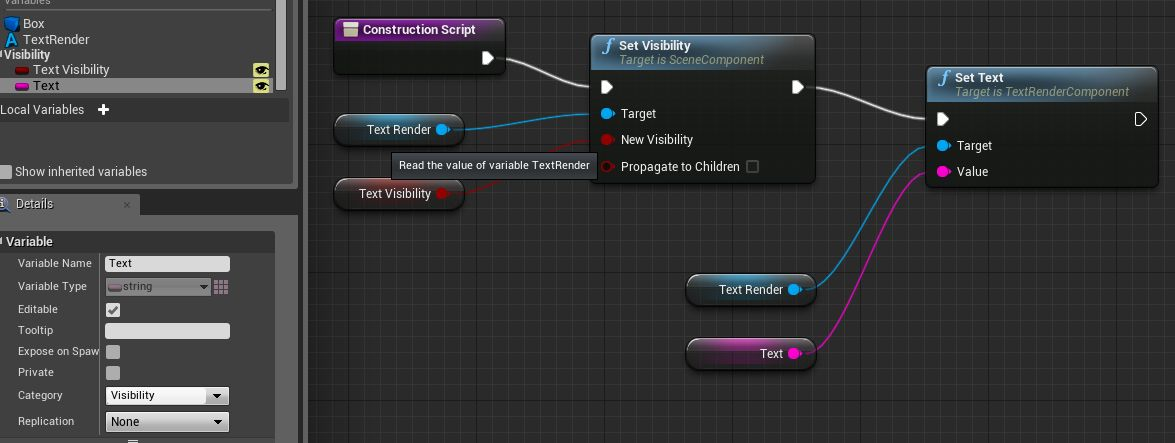 Unreal Engine 4 – Blueprint Trigger Volume Tutorial – Part 2