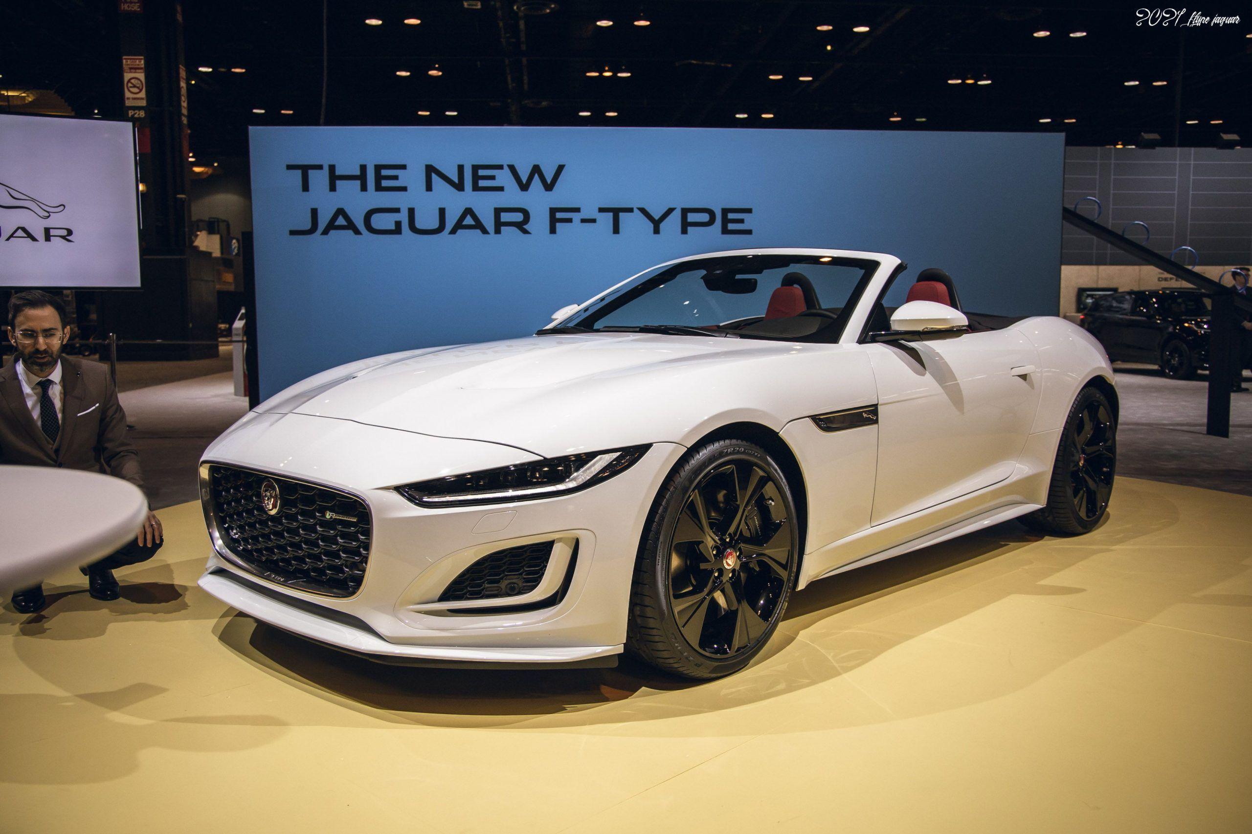 2021 F Type Jaguar Spy Shoot In 2020 New Jaguar F Type Jaguar F Type Jaguar Convertible