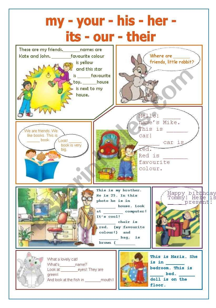 ESL/ELL My House ESL worksheets in 2020 Vocabulary word