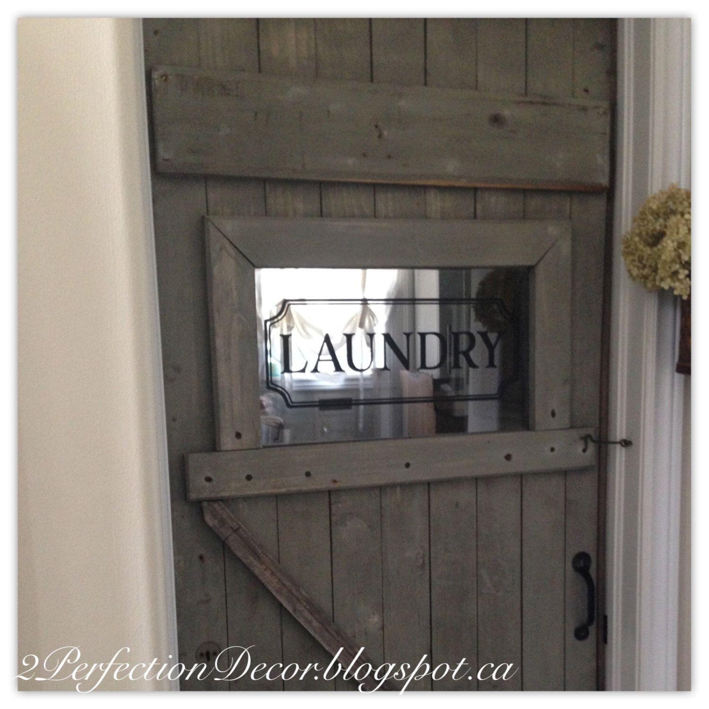 Laundry Vinyl Decal Laundry Room Decal Glass Door Decal Vinyl