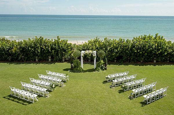 This Gorgeous Wedding Ceremony At Disney S Vero Beach Resort Had Us Hello