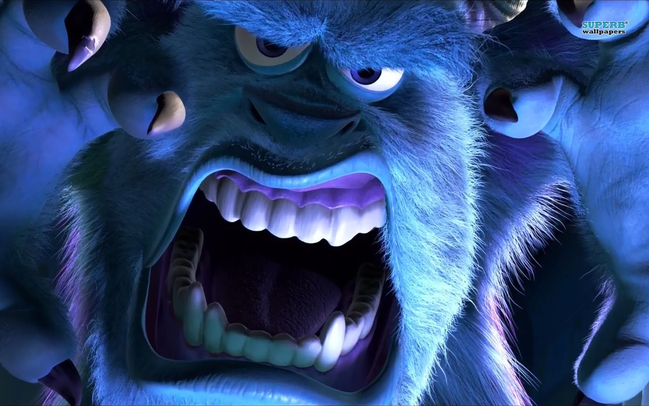 sulley monsters inc wallpaper 1280x800 | sulley | pinterest