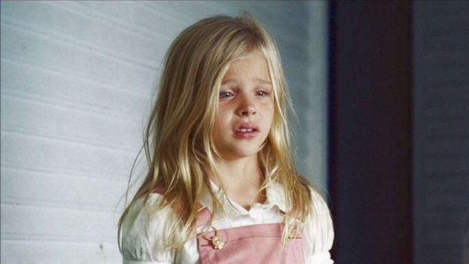 Chloe Grace Moretz in The Amityville Horror (2005)