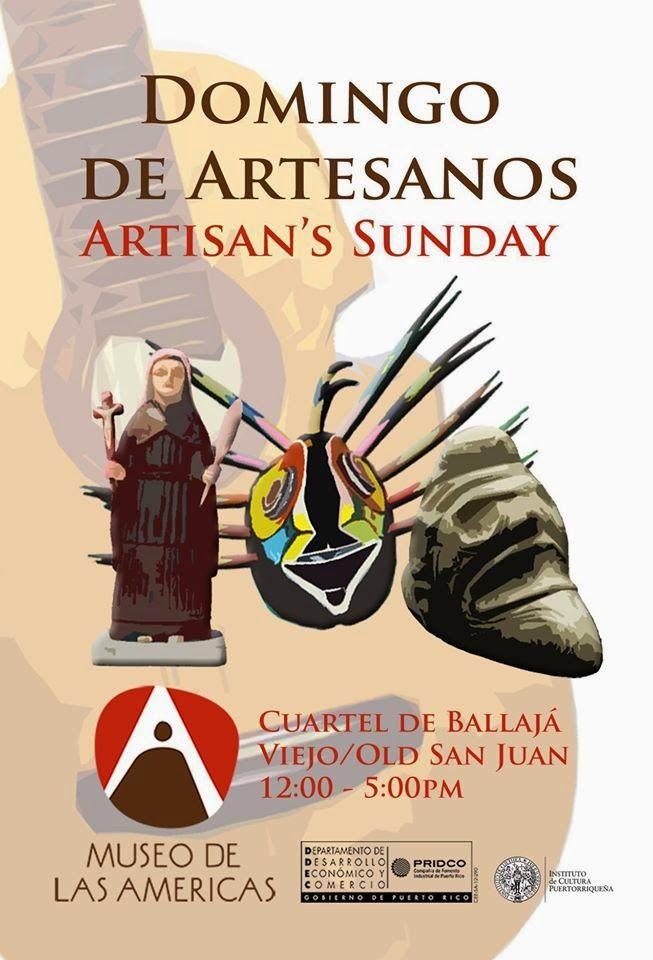 PUERTO RICO ART NEWS: Calendario del Museo de las Américas de San Juan  ...