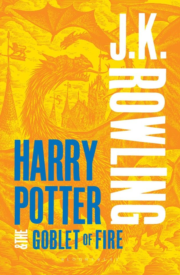 Book Harry Potter