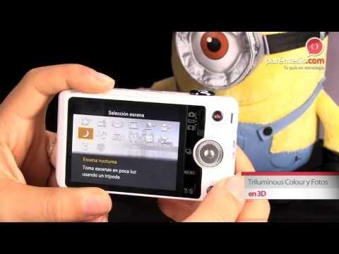 ▶ Reseña en video de la Cámara Digital Sony Cyber-Shot WX80 - YouTube