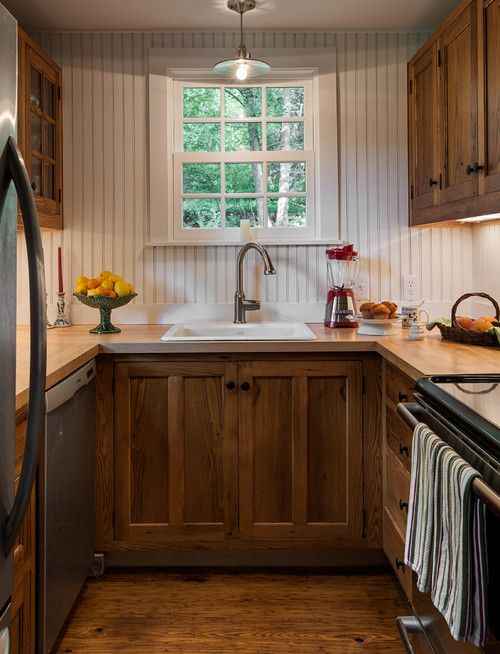 Cottage Kitchens A Charming Collection Cocinas clasicas, Cocina