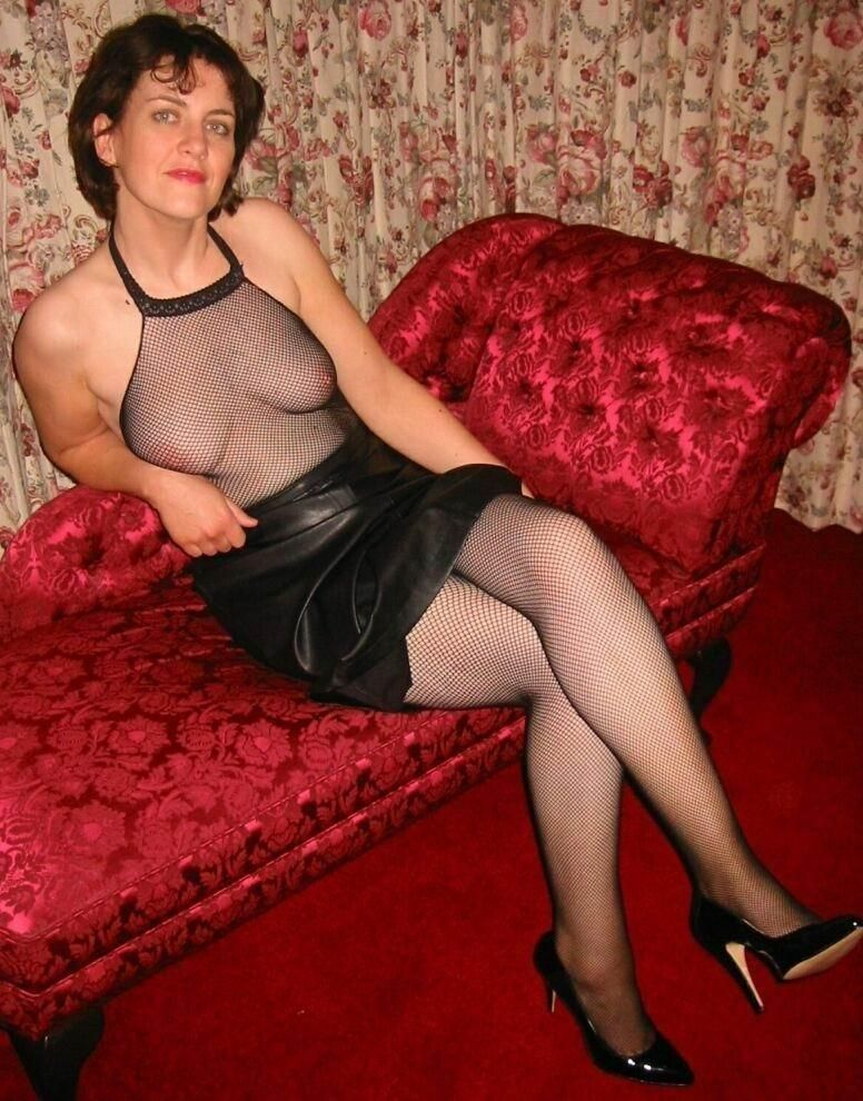 Whore. One old sexy mature petite ex-wife