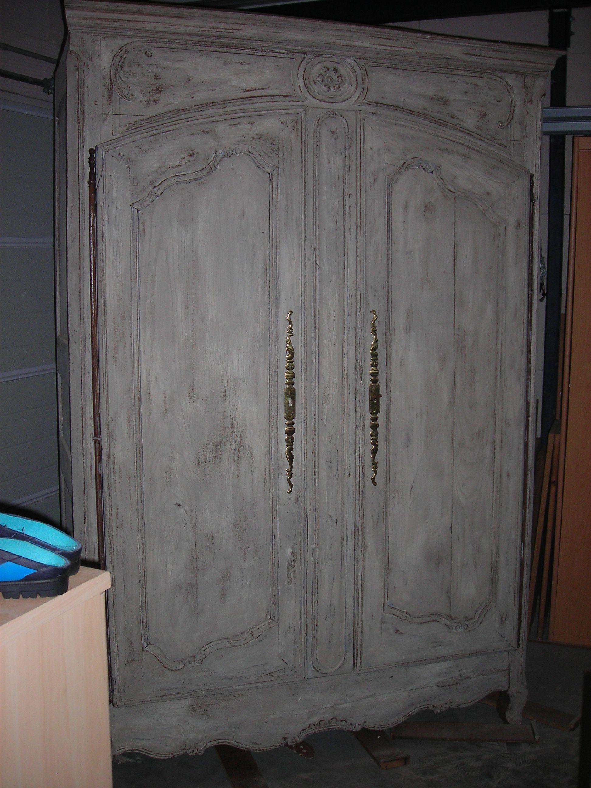 armoire bretonne ancienne patin instructions bosch. Black Bedroom Furniture Sets. Home Design Ideas