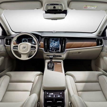 2017 Volvo S80 Interior