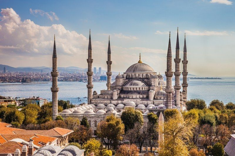 جامع السلطان احمد امكان سياحية في اسنطبول تركيا Beautiful Places To Travel Cool Places To Visit Best Places To Live