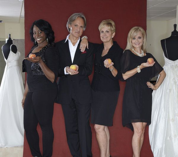 Flo, Monte, Lori and Robin from Say Yes To The Dress Atlanta