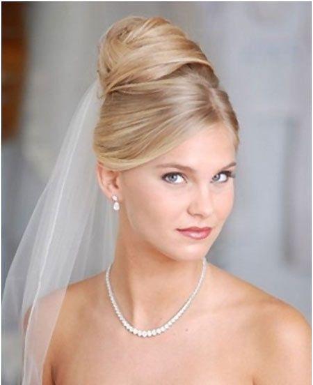 Christian Bridal Hairstyle: Bridal Hair Updo, Wedding Hair