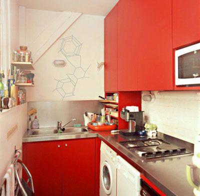 Idées déco pour petite cuisine... | Deco petite cuisine, Petite ...