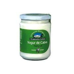 Organic Goat Yogurt The Letur Cantero 15oz Glass Jar