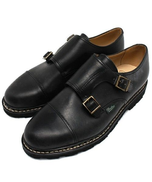 International Gallery BEAMS / PARABOOT / WILLIAM. BeamsLeather  ShoesLoaferMens ...