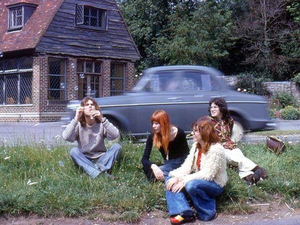 londres, 1972