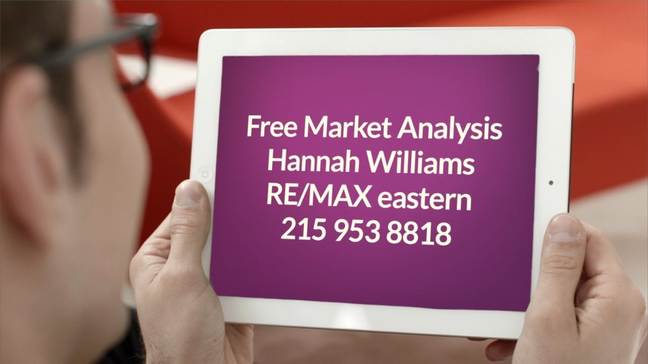 Free Market Analysis Delaire Landing Hannah Williams  Real Estate