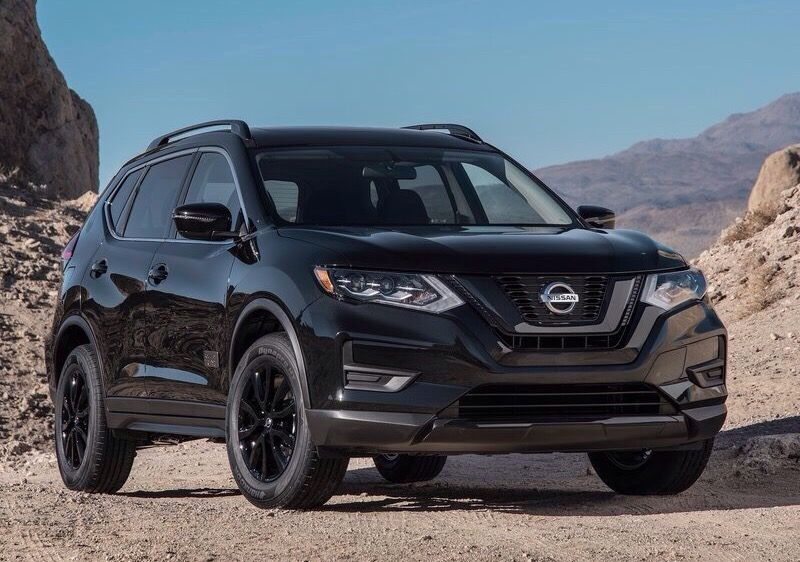 Cool Edition The Nissan Company Presented His Rogue One Star Wars Editon Based On The Extensively Redesigned 2017 Nis Nissan Rogue Rogue One Star Wars Nissan