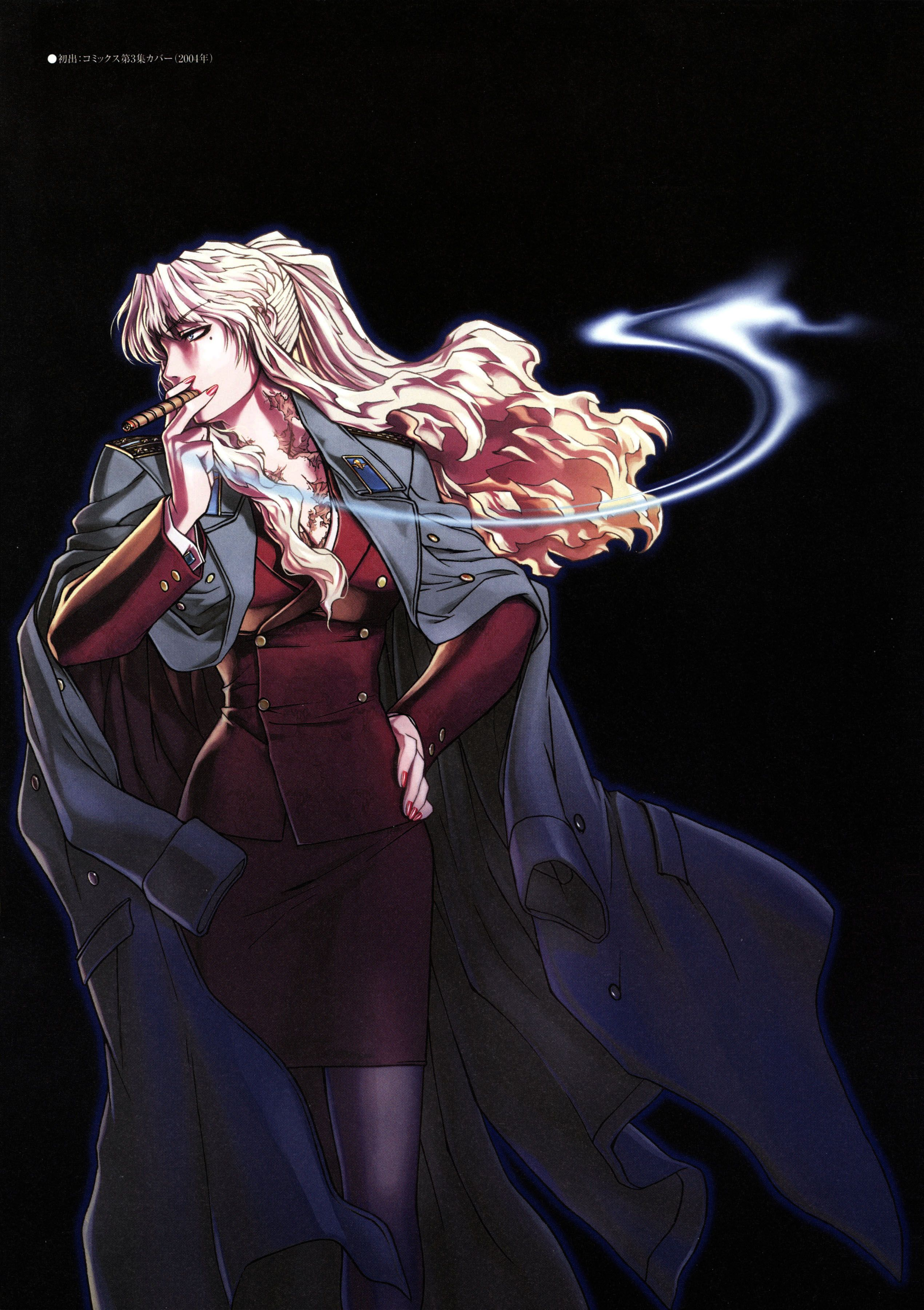 Top 5 Most Badass Female Anime Characters More best