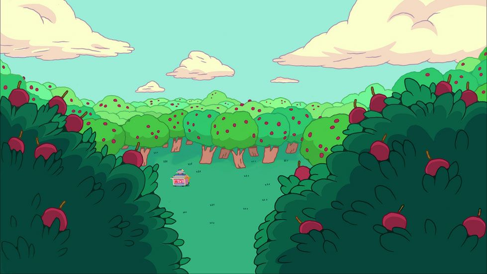 Adventure Time Favorite Backgrounds Of Season 1 Adventure Time Background Jake Adventure Time Adventure Time Wallpaper