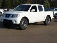 2016 Nissan Frontier Pro 4x Truck Crew Cab 4 Miles Automatic