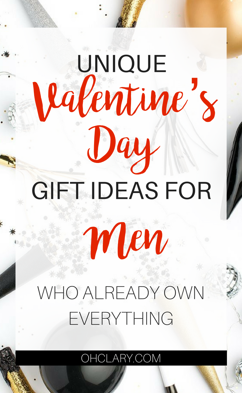 23 Unique Gift Ideas For Men Who Have Everything Best Gifts For
