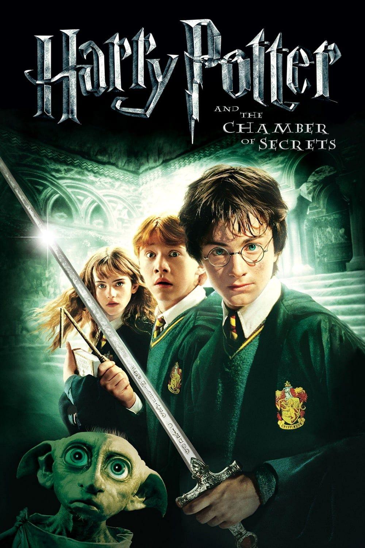 Harry Potter Y La Camara Secreta La Camara De Los Secretos Harry Potter Hogwarts