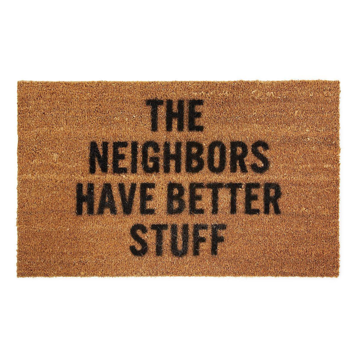 Better Stuff Doormat Coir Funny Door Mats Rugs