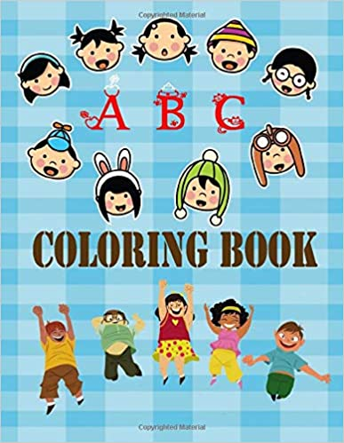 Abc Coloring Book For Toddlers Alphabet And Numbers Preschool Coloring Book Best Kids Coloring Activity Books O Numbers Preschool Abc Coloring Coloring Books