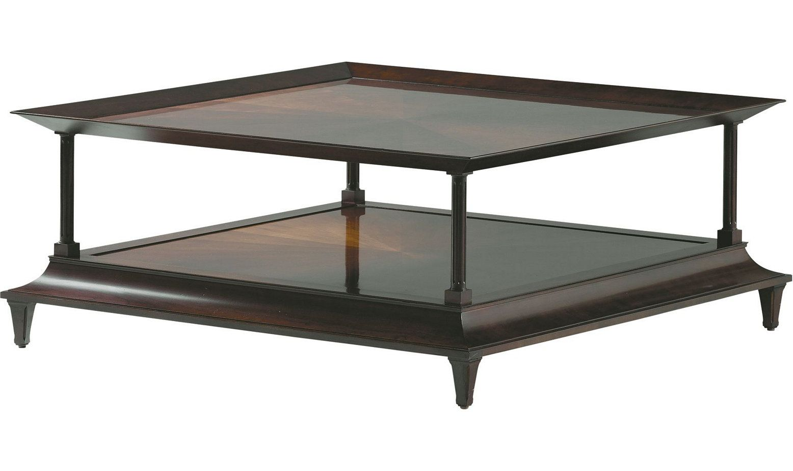 Coffee Table By Jacques Garcia 3752 Baker Furniture Coffee