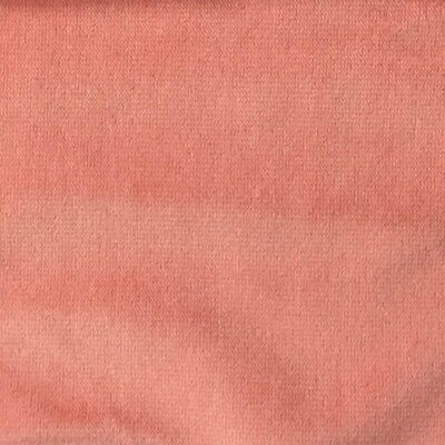 Top Fabric Byron Fabric Fabric: Sorbet #velvetupholsteryfabric