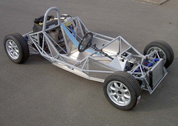 Project Cars Caterham Seven Classic Setup