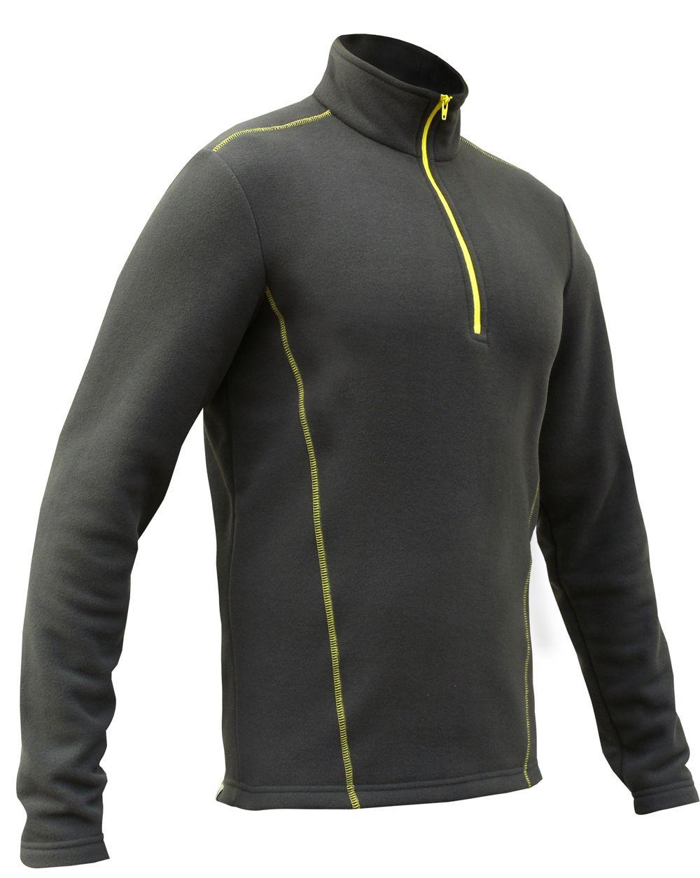 dfe901a53 Sivugin 1/4 Zip Polar Fleece Pullover. Perfect midlayer for outdoor ...