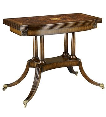 Highland House Furniture Hh10 313 As Tudor Games Table English Furniture Style Wooden Coffee Table Furniture